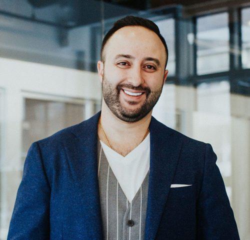 Photo of Samer K of The ONE Street Company - CEO