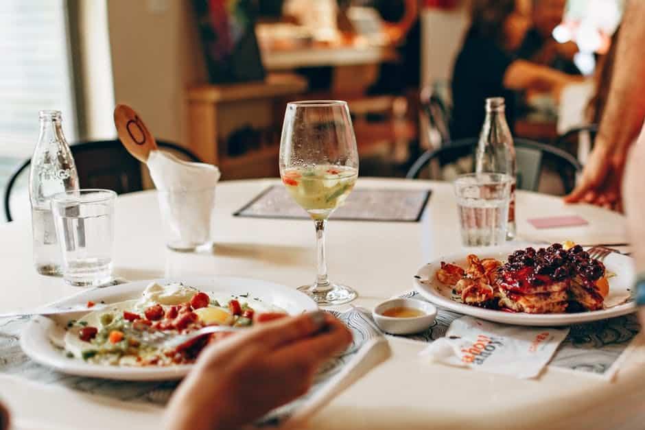 Dining in Logan Circle DC