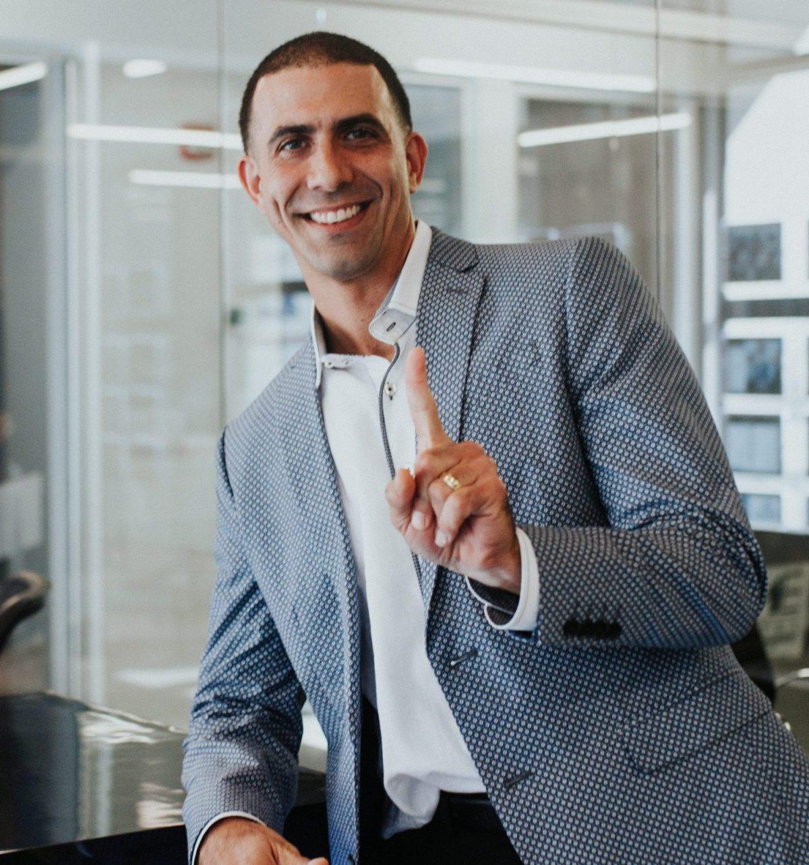 Ben Nash of The ONE Street Company   Washington DC, MD, VA Realtor